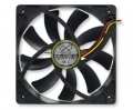 Casing Cooler Fan 120mm Black