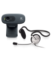 HD Webcam Logitech C270h