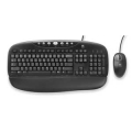 Logitech Internet Pro Desktop Black Optical